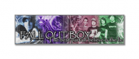 Fall Out Boy signature banner request.