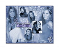 Tribute to the beautiful and talented actress Jennifer Aniston.