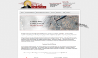 (Live) Website design for Pure Earth Resources, Inc. [www.pureearthresources.com]