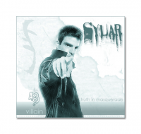 Inspired by the TV series, 'Heroes' character, Sylar--played brilliantly by Zachary Quinto.
