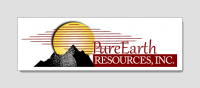 Final version of the Pure Earth Resources logo.