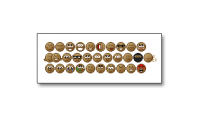 Set of emoticons created for my forum, Crack Your Nuts [CYN].