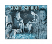 Tribute to hilarious  comedian/actor Adam Sandler