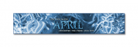 My first ever signature banner | the background on this one became my ''signature'' design among the forums I frequented | Text credit: 'Awaken' by Disturbed.